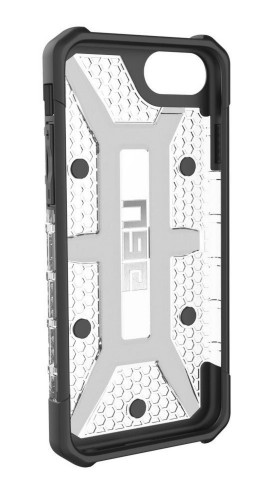 "Urban Armor Gear Plasma 11.9 cm (4.7"") Cover Black,Silver"