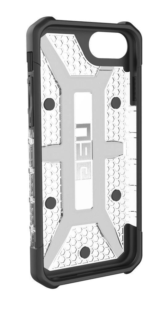 Urban Armor Gear Plasma Series - Back Cover For Mobile Phone - Ice - For Apple iPhone 6, 6s, 7, 8