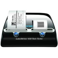 DYMO LabelWriter 450 Twin Turbo label printer Direct thermal 600 x 300 DPI