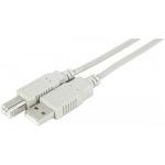 EXC 532200 USB cable 3 m 2.0 USB B USB A Grey