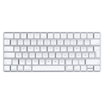 Apple Magic keyboard Bluetooth Norwegian White