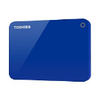 Toshiba Canvio Advance 2000GB Blue external hard drive