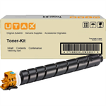 UTAX 1T02RLAUT0 (CK-8512 Y) Toner yellow, 15K pages