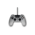 Gioteck VX-4 Gamepad PlayStation 4 Titanium