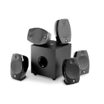 Focal Sib Evo 5.1 speaker set 5.1 channels Black
