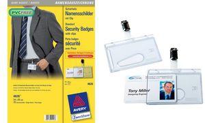 Avery 4826 identity badge/badge holder 25 pc(s)