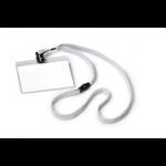 Durable 813910 identity badge/badge holder Textile 10 pc(s)