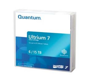 Quantum MR-L7MQN-01 blank data tape LTO 6000 GB 1.27 cm