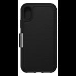 OtterBox Strada Folio Series voor Apple iPhone X/Xs, zwart