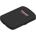 Hauppauge myGalerie Wi-Fi Black digital media player