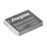 Energizer ENB-C4L camera/camcorder battery Lithium-Ion (Li-Ion) 750 mAh