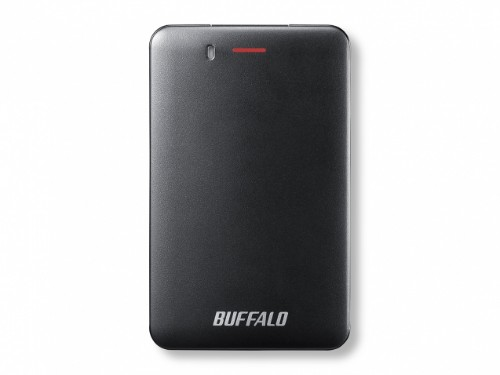 Buffalo MiniStation SSD 120GB Black
