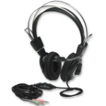 Manhattan 175555 Black headset