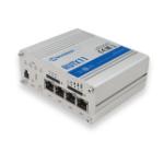 Teltonika RUTX11 wireless router Dual-band (2.4 GHz / 5 GHz) Gigabit Ethernet 3G 4G Grey