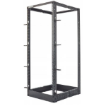 Intellinet 714242 rack Freestanding rack 26U Black