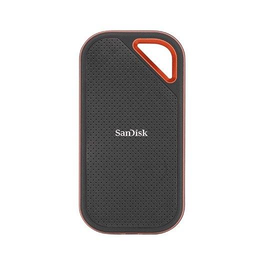 Sandisk Extreme PRO Portable V2 2000 GB Negro