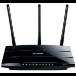 TP-LINK TD-W9980 Dual-band (2.4 GHz / 5 GHz) Gigabit Ethernet Black wireless router