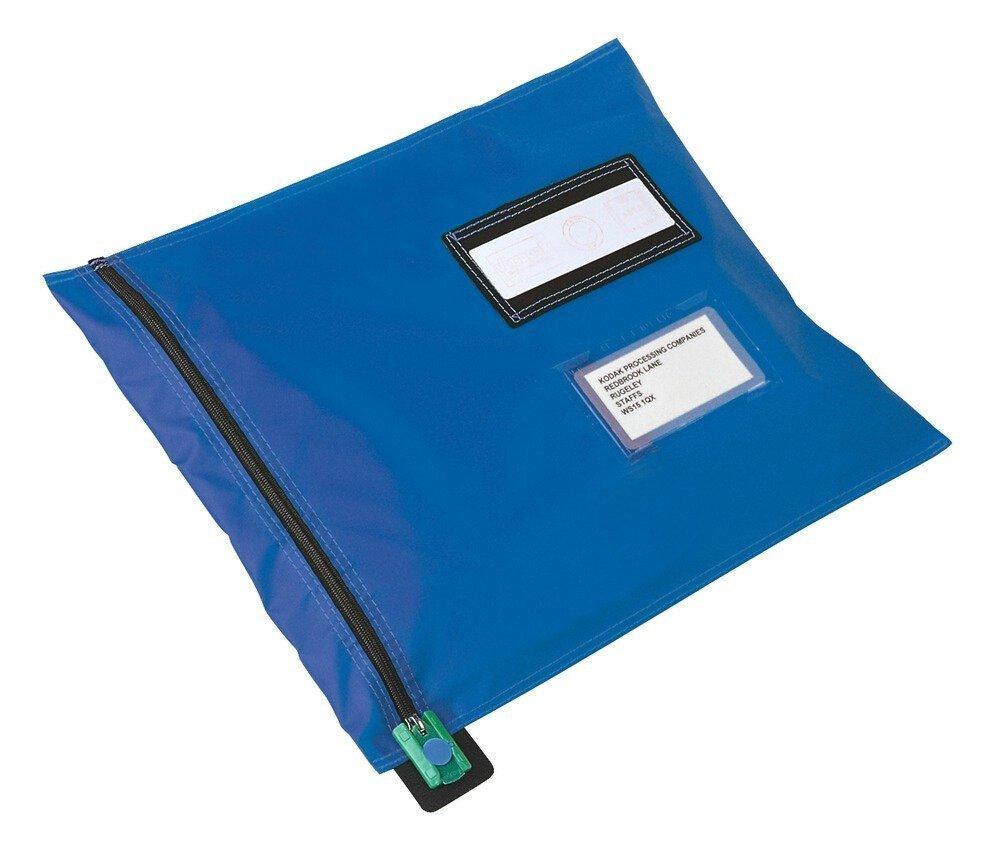 Versapak Flat Mail Pouch Small Blue