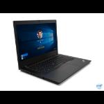 """Lenovo ThinkPad L14 Notebook 14"""" 1920 x 1080 pixels 10th gen Intel® Core™ i7 16 GB DDR4-SDRAM 512 GB SSD Wi-Fi 6 (802.11ax) Windows 10 Pro Black"""
