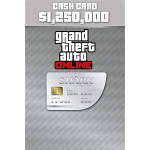 Microsoft Grand Theft Auto V Great White Shark Cash Card Xbox One