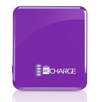 Techlink Recharge 2500 Li-Ion polymer 2500mAh Purple power bank