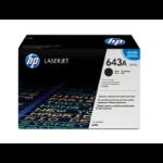 HP 643A Origineel Zwart 1 stuk(s)
