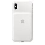 "Apple MRXR2ZM/A mobile phone case 16.5 cm (6.5"") Skin case White"