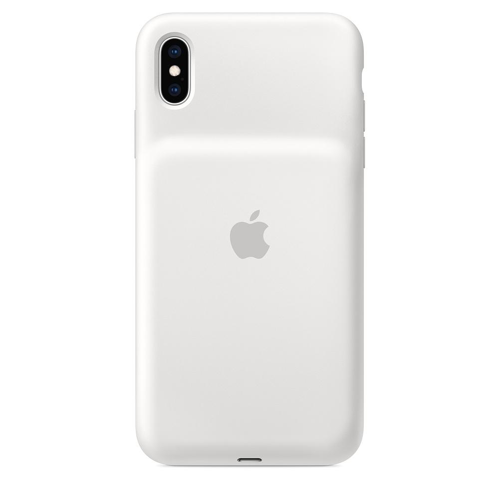 "Apple MRXR2ZM/A funda para teléfono móvil 16,5 cm (6.5"") Funda blanda Blanco"