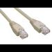 MCL Cable Ethernet RJ45 Cat6 10.0 m Grey cable de red 10 m Gris
