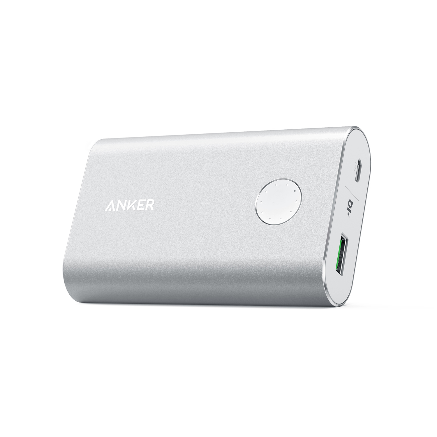 Anker PowerCore+ 10050 power bank Silver 10050 mAh