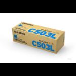 HP CLT-C503L Origineel Cyaan 1 stuk(s)