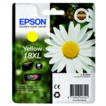 Epson C13T18144012 (18XL) Ink cartridge yellow, 450 pages, 7ml