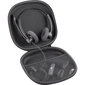 Plantronics TRAVEL CASE,BLACKWIRE HEADSETS