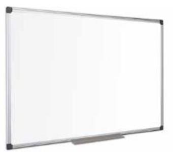 Bi-Office MA2707170 whiteboard 1800 x 1200 mm Steel Magnetic