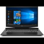HP Pavilion Gaming 17-cd1015na DDR4-SDRAM Notebook 43.9 cm (17.3