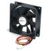 StarTech.com FAN6X25TX3H ventilador de PC Carcasa del ordenador 6 cm Negro 1 pieza(s)