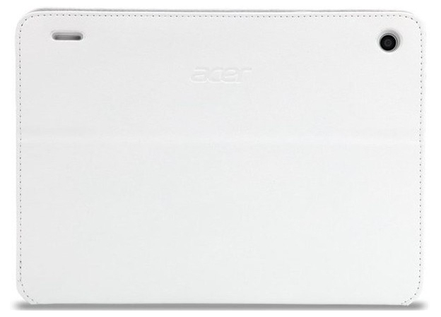 "Acer Folio Case 7.9"" for Iconia A1-830 - White - by Acer (HP.BAG11.00K)"