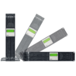 Legrand Daker Dk Double-conversion (Online) 1000VA Rackmount/Tower Black uninterruptible power supply (UPS)