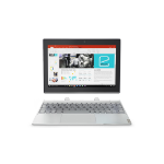 "Lenovo Miix 320 1.44GHz x5-Z8350 10.1"" 1280 x 800pixels Touchscreen Black, Silver, White Hybrid (2-in-1)"