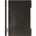 Durable 2573-01 Polypropylene (PP) Black,Transparent folder
