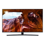 "Samsung Series 7 RU7405 109,2 cm (43"") 4K Ultra HD Smart TV Wifi Gris"