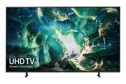 """Samsung UE82RU8000U 2.08 m (82"""") 4K Ultra HD Smart TV Wi-Fi Titanium"""