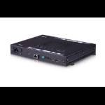 LG WP320 Smart TV box 8 GB Ethernet LAN Black