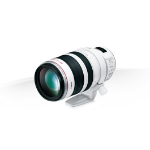 Canon EF 28-300mm f/3.5-5.6L IS USM SLR Teleobjetivo Blanco
