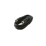 Steren 205-420BK 3.66m F-Type F-Type Black coaxial cable