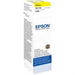 Epson C13T67344A (T6734) Ink cartridge yellow, 70ml