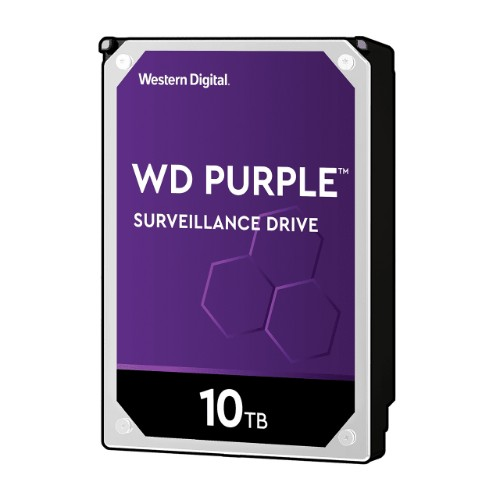 "Western Digital Purple 3.5"" 10000 GB Serial ATA III"