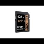 Lexar Professional 667x memory card 128 GB SDXC Class 10 UHS-I