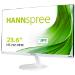 """Hannspree Hanns.G HS246HFW LED display 59.9 cm (23.6"""") Full HD Matt White"""