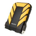 ADATA HD710 Pro external hard drive 1000 GB Black,Yellow